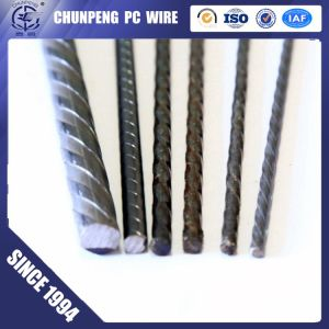 11.0mm high tensile round plain prestressed steel wire concrete wire