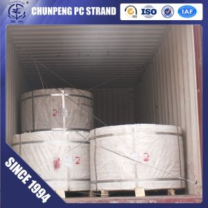 ASTMA416 LRPC Prestressing steel Strand/steel wire cable from China