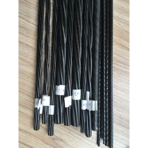 high tensile 7.0 mm spiral/plain/smooth PC Steel Wire, Prestressing wire