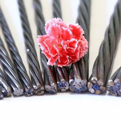 9.53mm prestressed strand wire