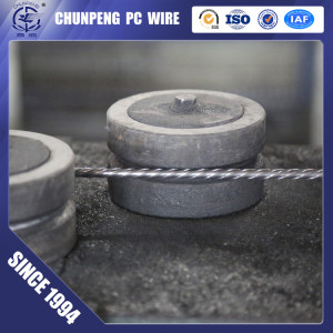 Best Quality Spiral Ribbed 5.0mm PC Wire