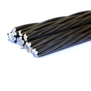 astm a416 7 wires 9.5mm low relaxation strand for pc steel buildings