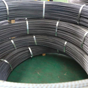 Hot sale 1670mpa high tensile bs steel wire for prestressed concrete equipment