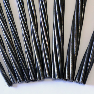 7 wire  9.3mm prestressed strand wire