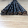 12.7mm 7 wire low relaxation steel tendons in prestressed concrete