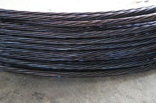 Prestressing strand 1860mpa 7 wires 10mm 23mm 4.5mm pc strand from China