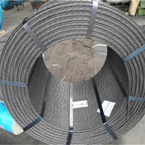 ASTM A416 12.7MM PRESTRESSED CONCRETE STRAND