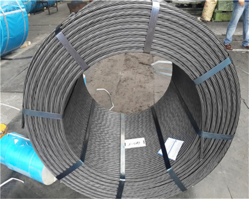 ASTM A416 12.7MM PRESTRESSED CONCRETE STRAND