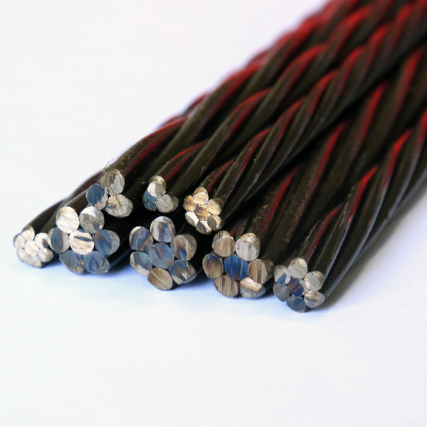 15.7mm prestsressed strand