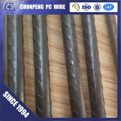 Prestressing pc steel wire 4.8mm 1670Mpa for concrete pole