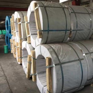 7 wires Epoxy coated PC strand manufacturer dia 15.24mm