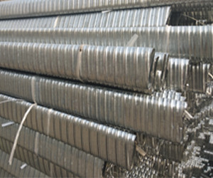 Post Tension Metal Duct for Prestressed Concrete Projects