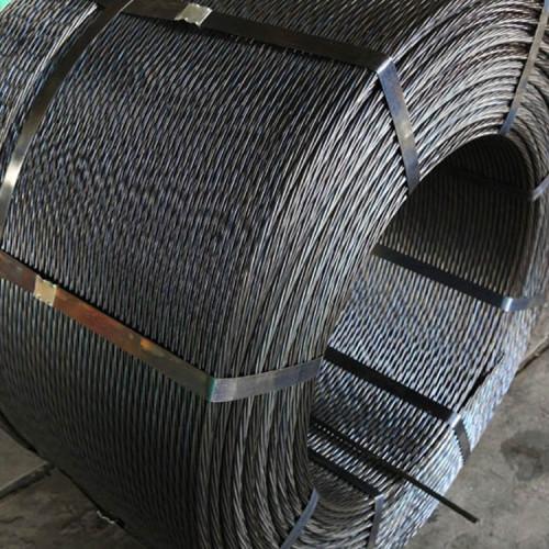Prestressed Concrete 7 Wire Bonded Strand Dia 9.53mm 1860Mpa