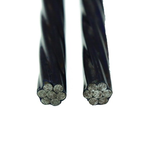 pc strand 7 wires 12.7mm prestressed concrete steel strand