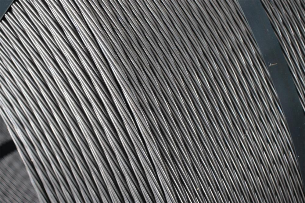 five types of prestressed concrete steel wire