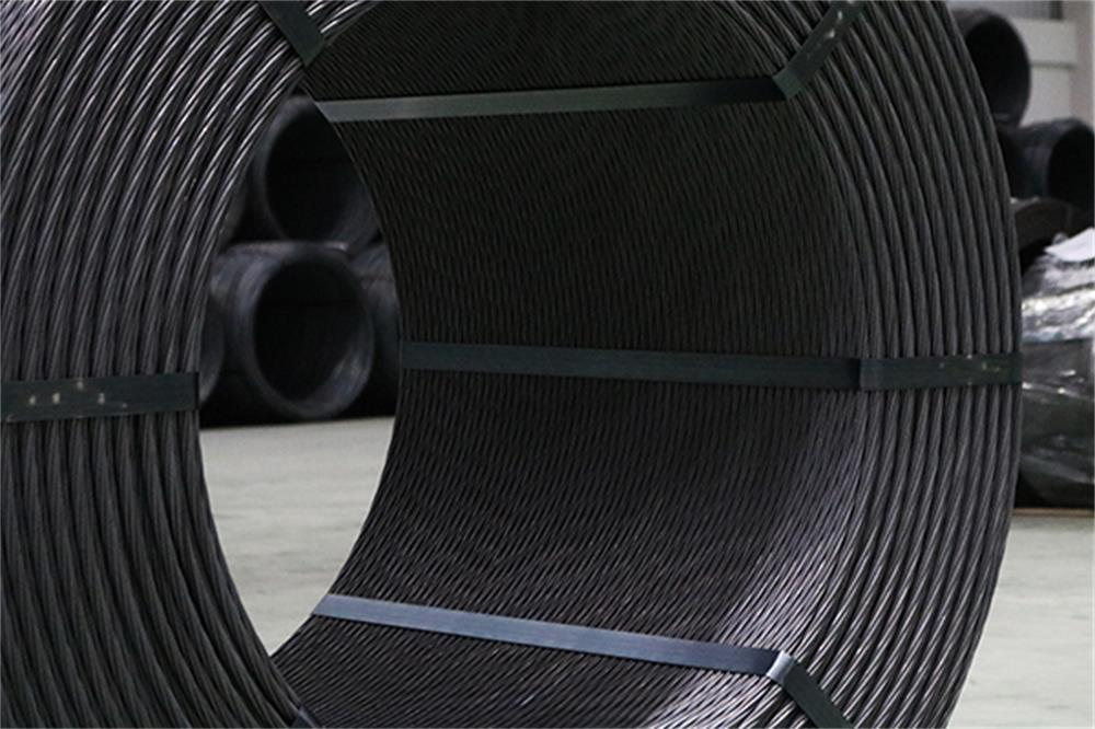 three tests to test the mechanical properties of prestressed concrete steel strands