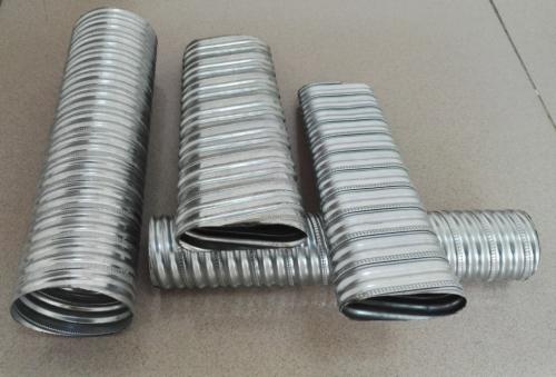 Post Tension Corrugated Concrete Duct Pipe