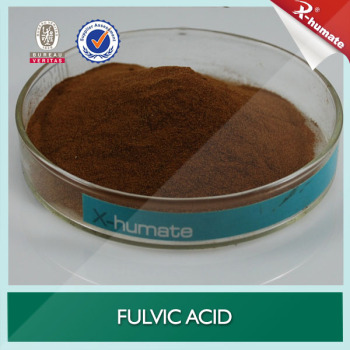 Fulvic Acid Plus Te (Fe, Cu, Mn, Zn)