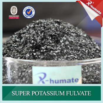 Super Potassium Fulvate Plus Te ( Fe / Zn)