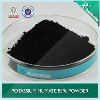 Potassium humate 85%