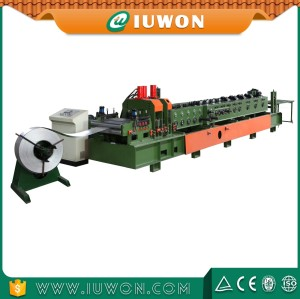 C Z Profile Steel Purlin Roll Forming Machine