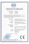 adapter Certificate