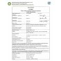 Informe de prueba del receptor satelital digital alto IEC 60065