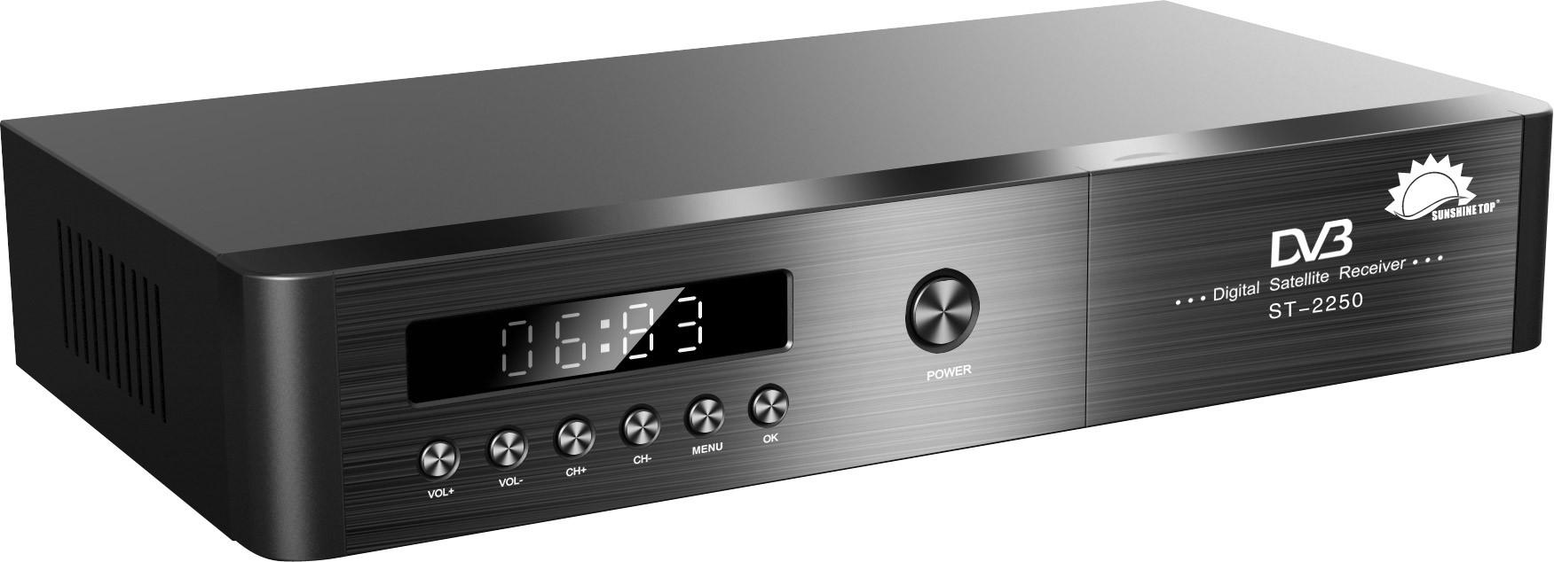 high Quality New FTA HD decoder DVB S2 Set Top Box | SUNSHINE TOP