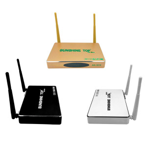 Android Tv Box Quad-Core Wifi Internet Media Player 1G/8G RK3128