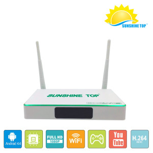 4K UHD 2G+8G/16G  RK3229 Smart OTT TV BOX China Wholesale Android Smart Tv Box