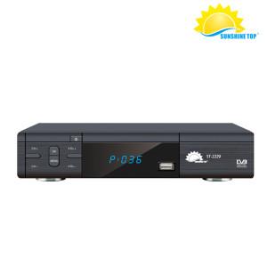 جيدة سعر المصنع أعلى جودة استقبال الأقمار الصناعية GX6605S HD S2 تعيين أعلى مربع