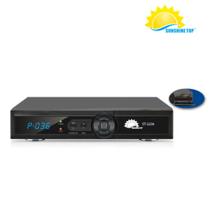 Internet HD Cumpla completamente con el decodificador DVB-S2 Sunplus 1506F