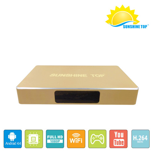 Sunshine top box New arrival RK3229  Quad Core RK3229 Android6.0 1GB/8GB RK3229 tv box
