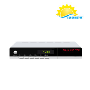 ديجيتال HD DVB-S2 كبل اير HD 1080p HD Set Top Box with Remote Control