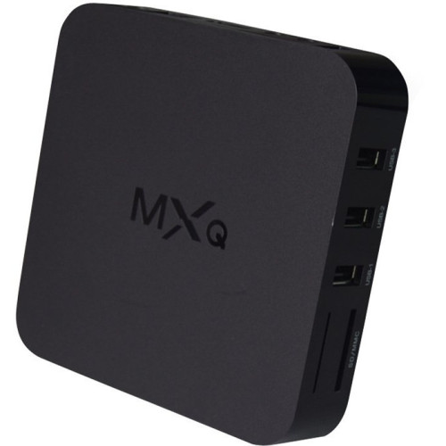 Amlogic S905W Quad Core Sunshine Mini Boîte TV 2G / 16G Bluetooth4.0 en option Smart TV Android Box