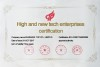 National Hi-Tech Enterprises certification