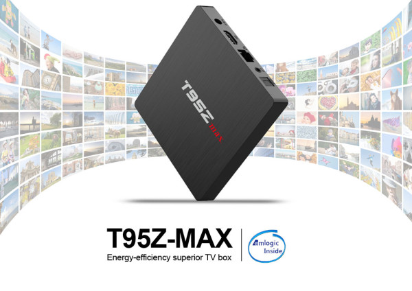 Octa core TV Box 2G 16G Andriod 7.1 Amlogic S912 4K Smart Android  OTT TV BOX