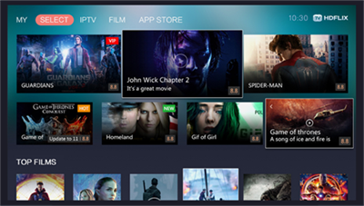 IPTV APK with 1500+ Live Tv channels