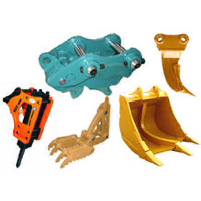 High quality Hydraulic or Mechanical Excavator Grapple Metal / Wood / Log Grab for caterpillar,komatsu etc.