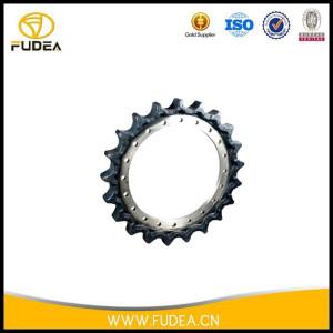 Roda dentada da movimentação da escavadeira Roda dentada do preço baixo Hitachi EX300