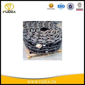Excavator track link assembly for Komastu PC100