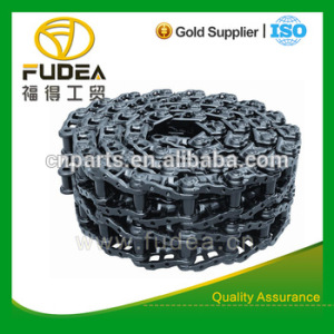 JCB spare parts, excavator JCB parts, undercarriage parts for track chain/ track link assembly JS300