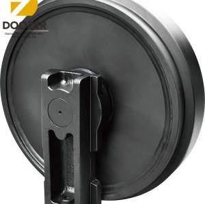 Kobelo sk100 excavator idler roller/front idler