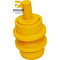 excavator carrier roller PC200/PC200-5/PC200-8