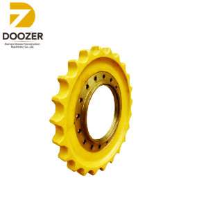Excavator Drive Sprocket Low Price Sprocket Wheel Doosan UH081