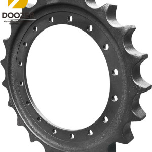 Excavator Drive Sprocket Low Price Sprocket Wheel Hitachi EX100