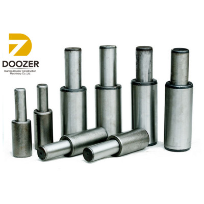 Abrasion resistant bucket pin and bushing,track pin and bushing for Hitachi etc excavators