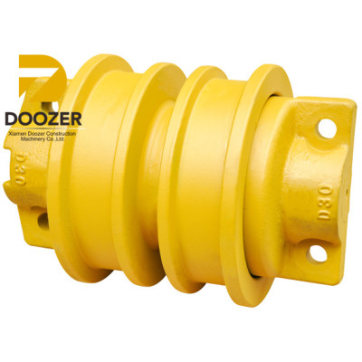 Track roller for komastu excavator D30