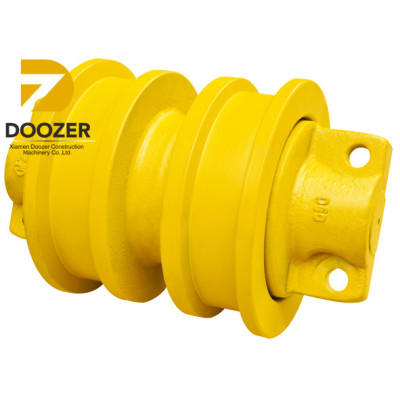 Track roller for caterpillar excavator D6D