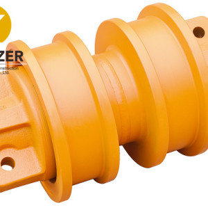 Track roller for caterpillar excavator D7G